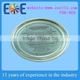 Portugal discount dry food can lid tinplate bottom lid