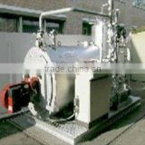 plaster powder production equipments with ebullience calciner,dust collector ect.