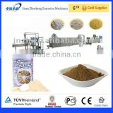 Efficient Automatic Nutritional Rice Powder/Stainless Steel Baby Food Snack Production Line