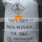 High quality 99.2% Barium carbonate powder