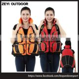 HOT SELLING Adult Fishing Life Jacket Kayak Vest Sailing Device