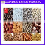 peanut/melon seeds/pine nuts/ hazelnuts/almonds/seeds/ dates/sesame roasting machine with 1 year warranty