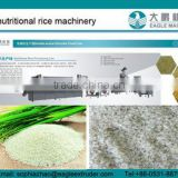 eagle company DP70 artificial rice equipment/extruder line/making plants/making factory in china