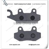 Brand new Rear Disk Brake Shoes fit for 110cc 150cc 250cc
