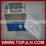 Digital control ultrasonic cleaner 0.7L with heating function in different styles