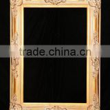 Baroque Style 36x48 Wooden Picture Frame