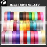 Custom Design Wholesale Cheaper Polyester Satin Ribbon