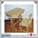 KIDS CHILDRENS WOODEN DESK AND CHAIR SCHOOL STUDY RETRO LIFTING TOP CHILD SET CN