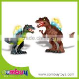 Most popular battery operated set electric music new dinosaur toys for 2017