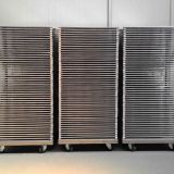 Manual Variable Silk Screen Printing Drying Racks 50 Layers