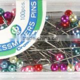 Durable and Best selling 38mm dressmaker pins pin for industrial use , other pin also available