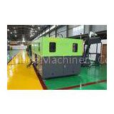 4 Cavity Mineral Water Blow Molding Machine , Pet Bottle Preform Making Machine