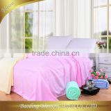 Polyester Microfiber Carving Blanket Embossed Bedding Blanket HRM Double Ply Blanket Colorful Gift Bedding Blanket Set