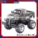 OEM service plastic 1:8 children rc model car with music