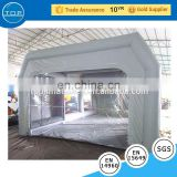 White Inflatable house tent for sale