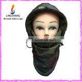 Fashion scarf ski cap face neck protected hat winter hat