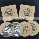 China wholesale new product for 2016 cork board coaster