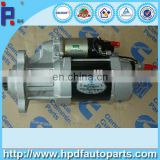 Dongfeng truck spare parts QSB 5.9 starting motor 3102767 for QSB diesel engine