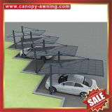 outdoor aluminium aluminum alloy metal PC polycarbonate parking carport car port shelter canopy awning cover shed