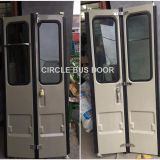 Toyota coaster folding Bus door panel assembly( door panel,door lock,rubber seal,hinges,shaft,bearings,etc)