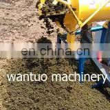 Factory supply pig manure dewatering machine,cow dung dewatering machine