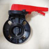 Swimming Pool wafer style handle butterfly valve, swimming pool valve