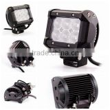 12V Car LED Head Lamp ,18W Led Work Light Bar