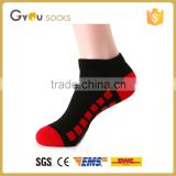 Custom Logo Sport socks for men and woman,black color mens ankle socks