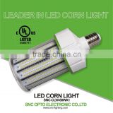 UL listed 80w led corn light, E39 base led corn bulb with clear cover, IP64 LED Corn Light