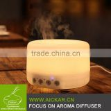 800ml Aroma Diffuser Humidifier colorfic LED Light & Big Capacity Essential Oil Mist Diffuser for Coffee Cup & Large Room