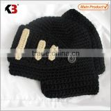 2015 Fashional beard beanie ,beanie with crochet beard,knit ski beanie