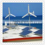 1kw 2kw 3kw solar panel to slow a permanent magnet generator and mini hydroelectric generator , wind generator china