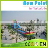 New Point inflatable water slides for summer,giant inflatable slider,inflatable water slides for kids