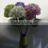 2014 hot sale artificial flower wholesale artificial hydrangea ball