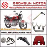 Yam. YBR125 Motorcycle Parts/Front Sprocket Set/Rear Fender, Rear Cover, Transmission Frok