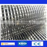 Plastic Polypropylene Polyester Biaxial Uniaxial Geogrid