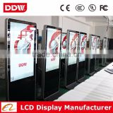 42 inch Professional waterproof support oem/odm LCD lobby wall advertising vertical digital signage display