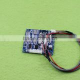 Stereo Bluetooth audio receiving board / receiving module audio speaker amplifier wide voltage