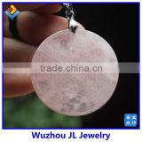 New Design Vintage Handmade chakra charm Flower Of Life Pendant For Jewerly Making wholesale necklace