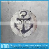 Anchor Wall Clock Antique