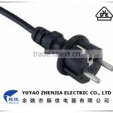 Standard European Power Cable / VDE Extension Power Cord / AC Power Cord