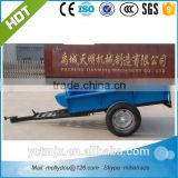 Mini & heavy duty semi dump trailers(automatic side dump semi trailer&rear dump semi trailer