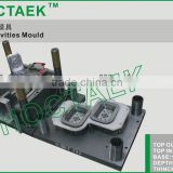 Aluminium foil container mould(Interrupted Vertical Curl)