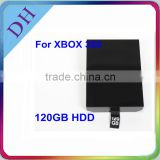 Cheapest !!!For Microsoft xbox 360 slim hdd 120gb hard disk original