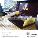 HONGDAO factory price wooden box, factory price wooden box for tea bags