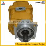 factory supply, OEM, competitive price---wanxun hydraulic gear pump 705-51-20140 for wheel loader WA320-1
