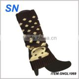 2015 wholesale hot fashion ladies sexy girls warm cheap thick young ladies sexy leg warmers