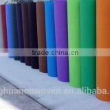 High Quality Eco-friendly Fabric Colorful Non-woven Cloth Spunbond Polypropylene Nonwoven