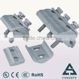 Chpear price CAPG C1 Aluminium Copper Parallel Groove APG/CAPG electrical high voltage cable clamp