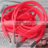 shoe lace bracelet brand cheap shoelaces rainbow color shoelace